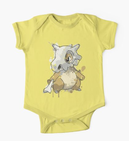 Cubone One Piece - Short Sleeve