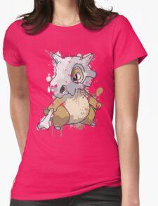 Cubone Womens Fitted T-Shirt