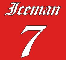 Iceman 7 T-Shirt by evenstarsaima