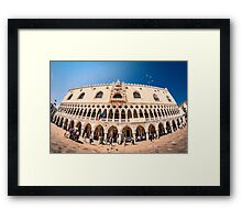 Museo di Palazzo Ducale Framed Print
