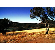 Parker Canyon Lake Photographic Print