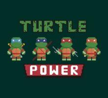 Turtle Power by PixelAvenger