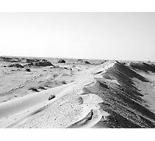 Cold dune Photographic Print