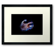 The Jinn Within Framed Print