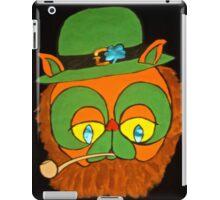Leprechaun Cat - ipad case iPad Case/Skin