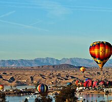 Lake Havasu Balloon Festival 2014 by tvlgoddess