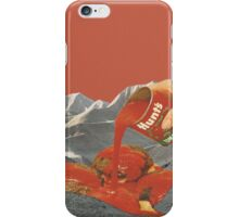 Tomato Mountain iPhone Case/Skin