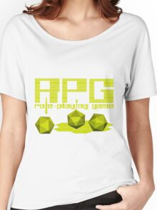 RPG Women's Relaxed Fit T-Shirt