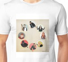 Teen Wolf Pack Graphic Unisex T-Shirt