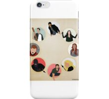 Teen Wolf Pack Graphic iPhone Case/Skin