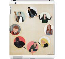 Teen Wolf Pack Graphic iPad Case/Skin
