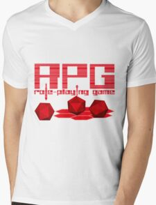 RPG Mens V-Neck T-Shirt