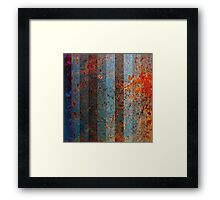 Metal Mania - No.1 Framed Print