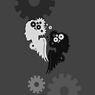 Gear Girls by SilverhorseInk
