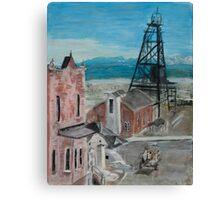 Original Mine Canvas Print