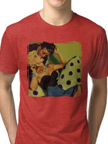 Pillow Talk Tri-blend T-Shirt