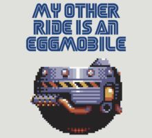 My Other Ride Is An Eggmobile by James Hall