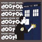 Knock Knock Knock Doctor by B4DW0LF