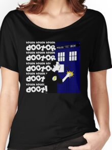 Knock Knock Knock Doctor Women's Relaxed Fit T-Shirt