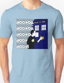 Knock Knock Knock Doctor Unisex T-Shirt