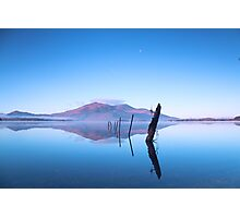 Reflections on Lake Photographic Print