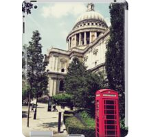 St Paul Booth iPad Case/Skin