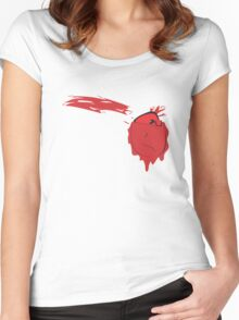 Pocket Meat Boy Women's Fitted Scoop T-Shirt