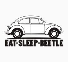 VW - Beetle  One Piece - Short Sleeve