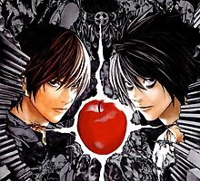 Death Note by Yagami Light
