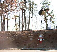 Pedro DeOliveira // Kickflip by Sean Michon