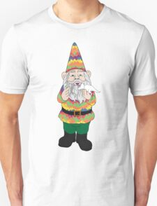 Mr Gnome and Dino Jr. Unisex T-Shirt