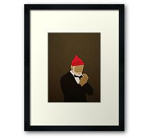 The Life Aquatic With Steve Zissou Framed Print
