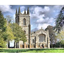 Canons Ashby Priory 1250AD Photographic Print