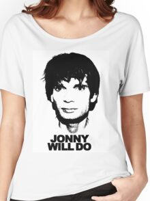JONNY WILL DO Women's Relaxed Fit T-Shirt