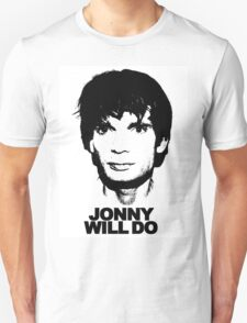 JONNY WILL DO Unisex T-Shirt