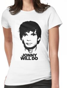 JONNY WILL DO Womens Fitted T-Shirt
