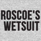 Roscoe's Wetsuit - Childish Gambino by RadRemi