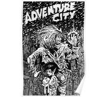 Adventure City Poster