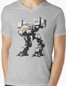 catapult  Mens V-Neck T-Shirt