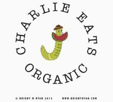 Charlie Eats Organic One Piece - Short Sleeve