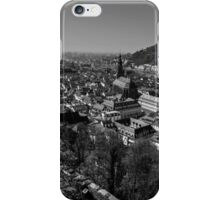 View Of Heidelberg From The Castle iPhone Case/Skin