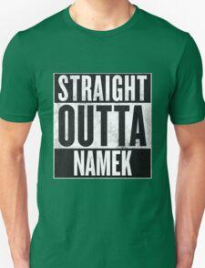 Straight Outta Namek - Dragon Ball Z Piccolo T-Shirt