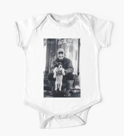 The vagabond and the puppet dog One Piece - Short Sleeve