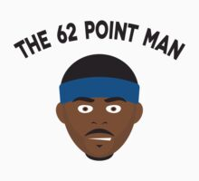 Melo 62 Point Scoring Record T-Shirt (Carmelo Anthony Tee)  by typeo