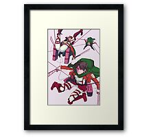 Recon Corps Framed Print