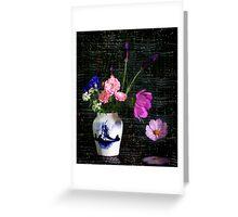 A little Bouquet Greeting Card