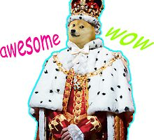 much awesome. such wow. by Annie Louise
