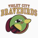 Violet City Bravebirds by BabyJesus