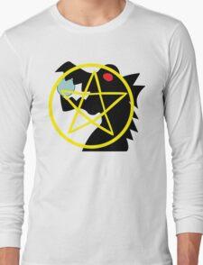 Dark Flame Dragon  - Chunnibyou Ren Long Sleeve T-Shirt