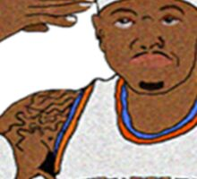 Melo's 62 Sticker